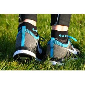 Gococo Light Sport - Chaussettes course à pied - gris/noir